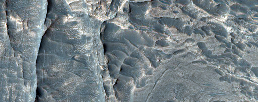 Layering and Faulting in Candor Chasma