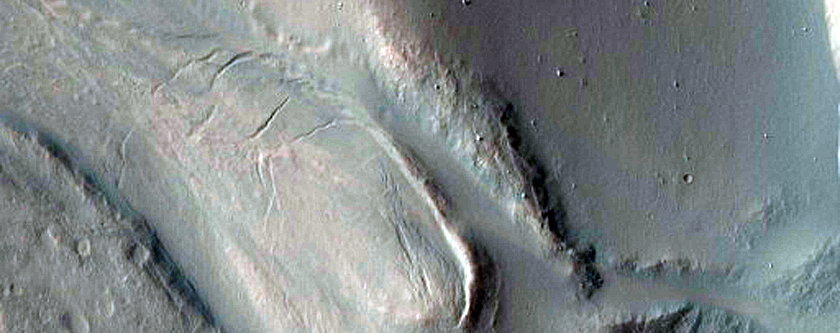 Meandering Gully Channels