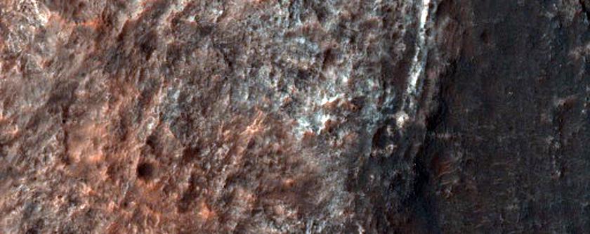 Light Mounds in Terra Cimmeria