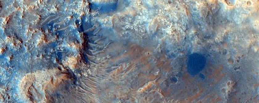 Coordinated MER Spirit and MRO HiRISE Imaging Campaign