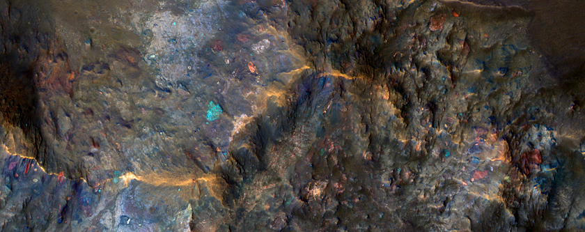 Raised Bedrock in Terra Cimmeria