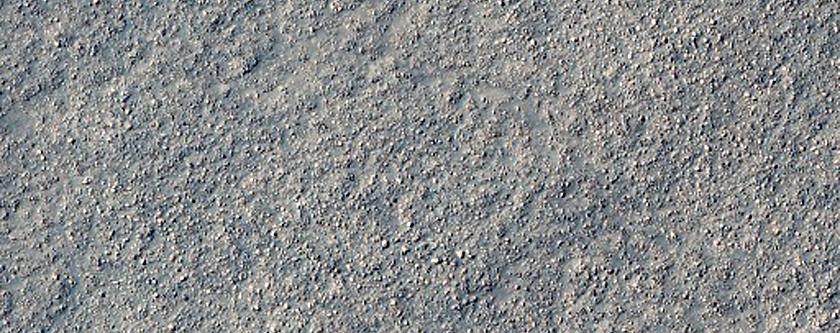 Rocky Terrain on Western Edge of Argyre Planitia