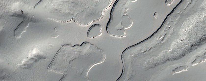 South Polar Residual Cap Monitoring of Thin Young Layers