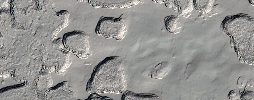 South Polar Residual Cap