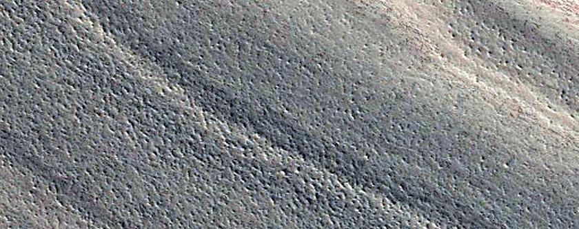 North Polar Landforms
