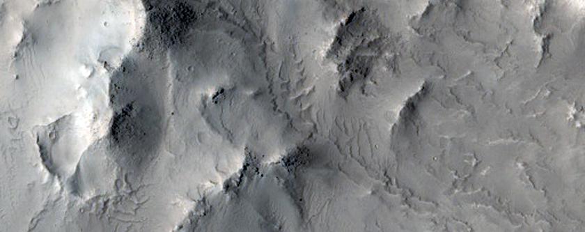 Northwestern Arabia Terra