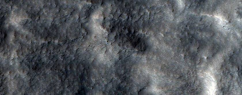Flow Ejecta of Well-Preserved 12-Kilometer Diameter Crater