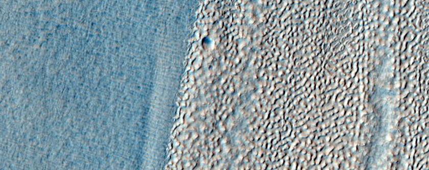 Protonilus Region Fretted Terrain