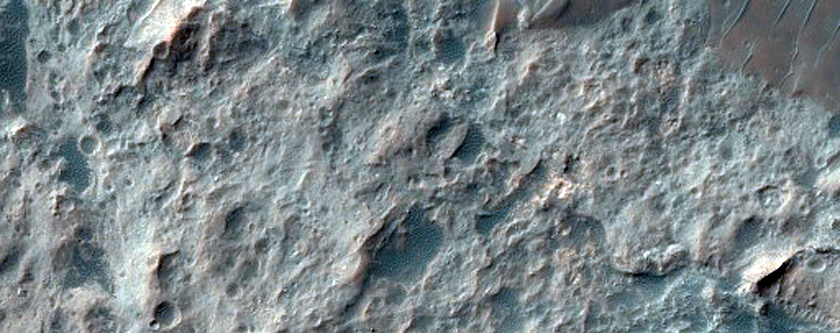 South Coprates Chasma