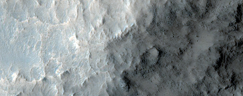 Northern Wall of Kasei Valles