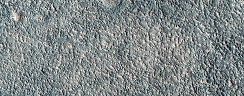 Proposed Future Mars Landing Site: Acidalia Planitia Mud Volcanoes