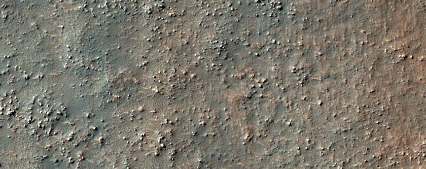 Arkhangelsky Crater Dunes