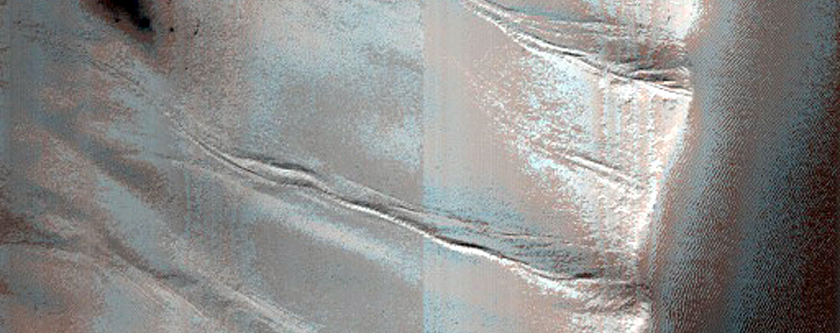 Possible Active Dune Gullies