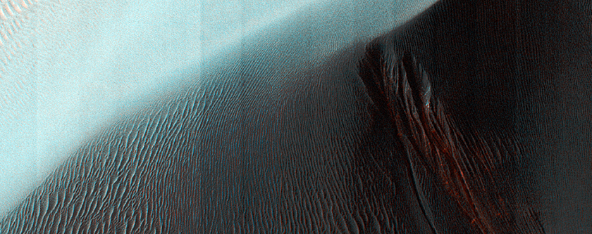 The Beautiful Arc of a Dune