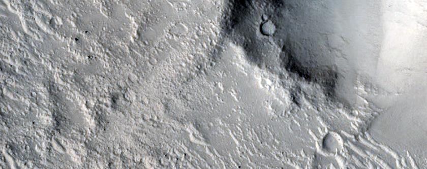 Cadeia de Crateras