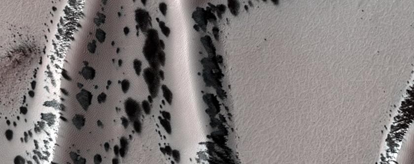 Defrosting Dunes
