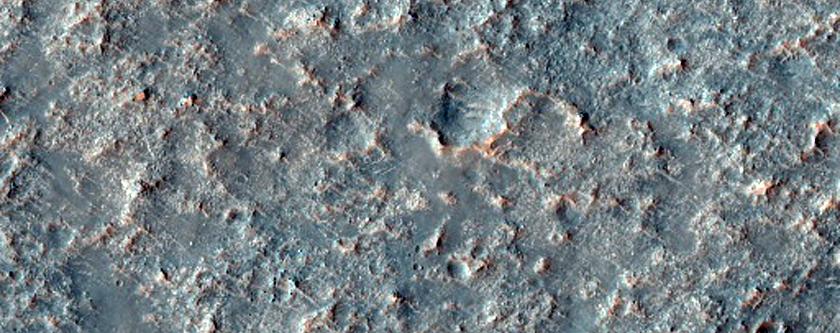 Ancient Lava Flow