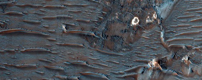 Eberswalde Crater Floor