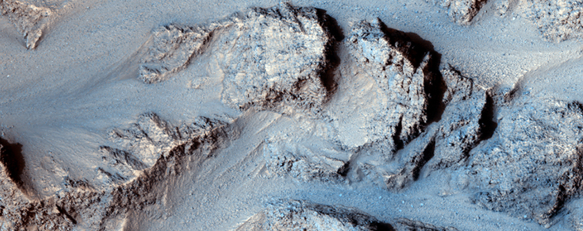 How Old are Rocks on Mars?