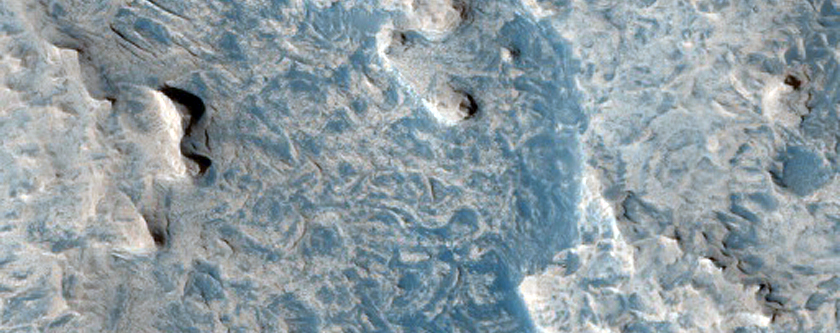 Sinus Meridiani Stratigraphy