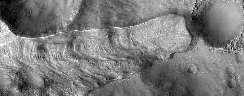 Craters and Landslides