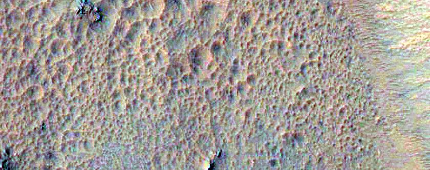 Gasa Crater Gully Monitoring