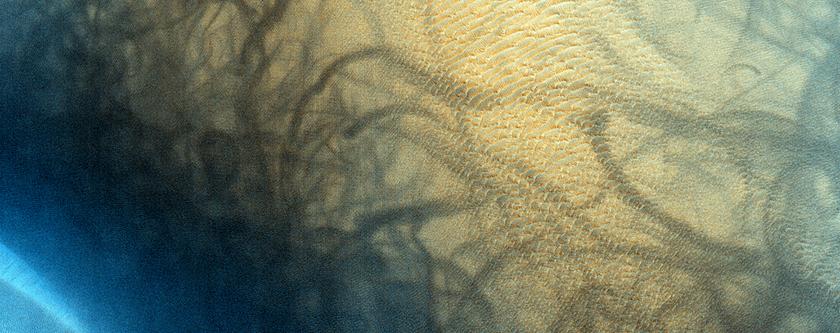 Μυστηριώδες Ίχνος Ανεμοστρόβιλου, πού αλλάζει Χρώμα