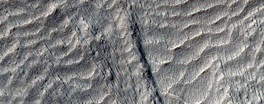 Tongue-Shaped Flow Features in Terra Cimmeria
