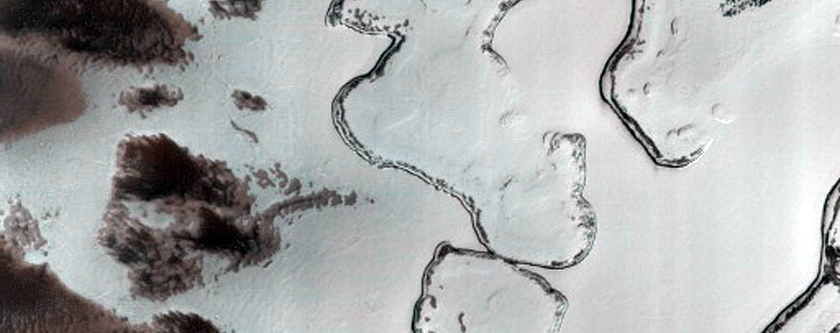 South Pole Residual Cap Monitoring Site