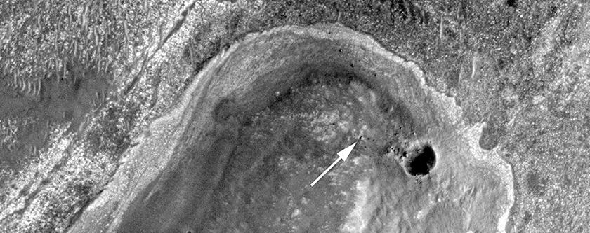 Il rover Opportunity raggiunge il Cratere Endeavour