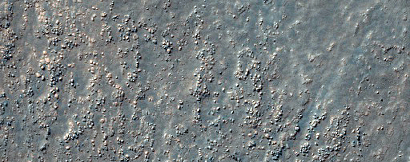 Possible Phyllosilicates in Southern Argyre Planitia