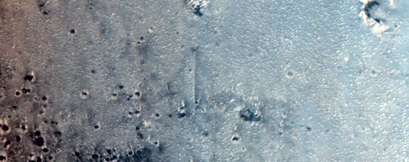 Changes in Intra-Crater Sand Patches in Arabia Terra