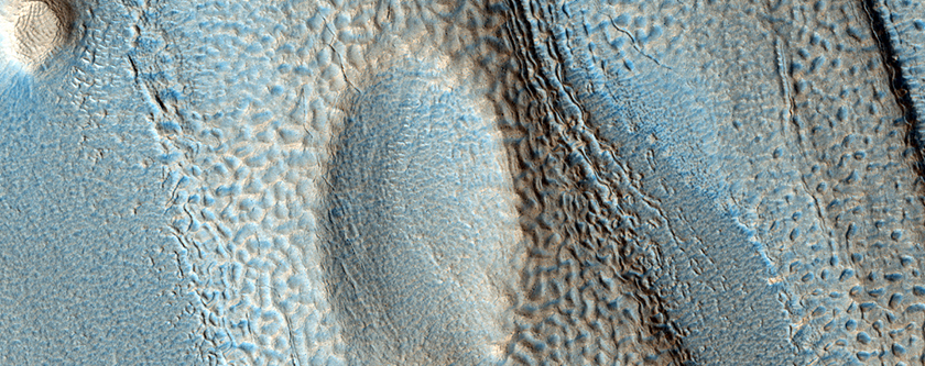 Crater Features