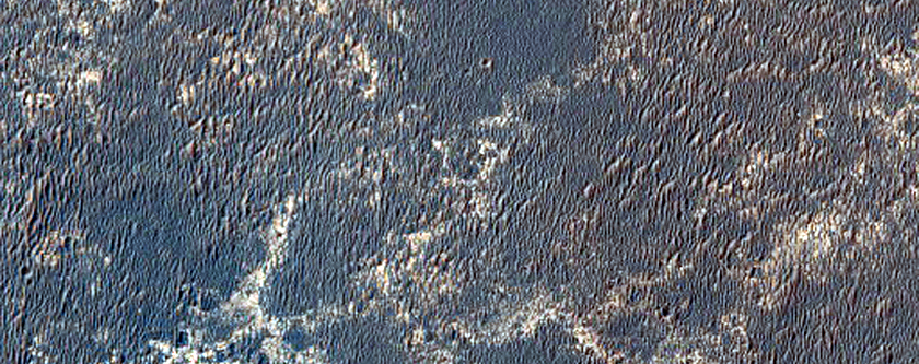 Possible Opportunity Rover Landing Site
