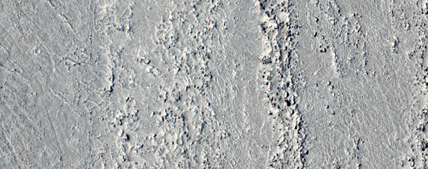 Athabasca Valles Distributary Channel