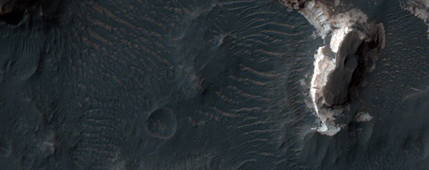 Holden Crater Megabreccia: A Telltale Sign of a Sudden and Violent Event