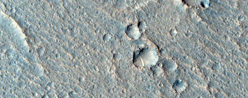 HiRISE Images Mars Pathfinder Site
