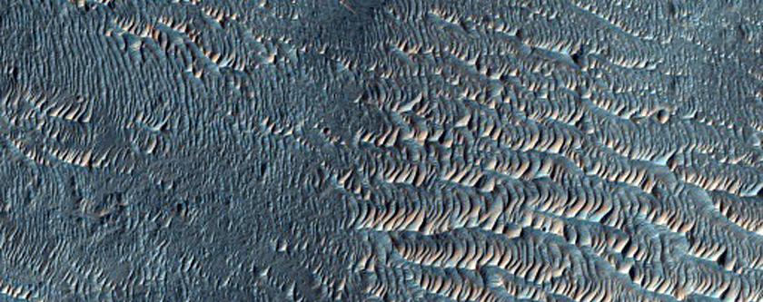 Timing of Samara Valles Versus Jones Crater Ejecta