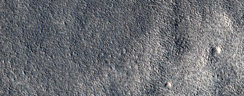 Possible Location For Viking Lander 2