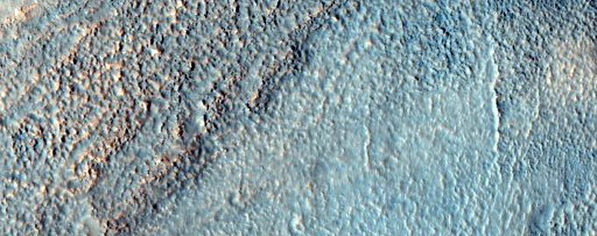 Stepped Massif in Cydonia Region