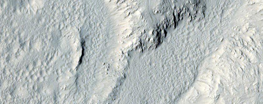 Zunil Crater Rim and Interior