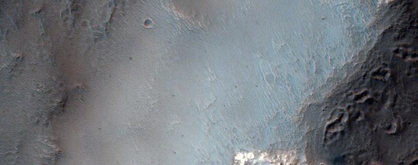 Gullies in Sirenum Fossae Associated with a Distinct Layer
