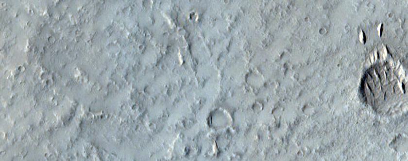 Mangala Valles Outflow
