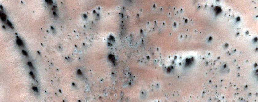 Look For More High-Latitude Dune Gullies