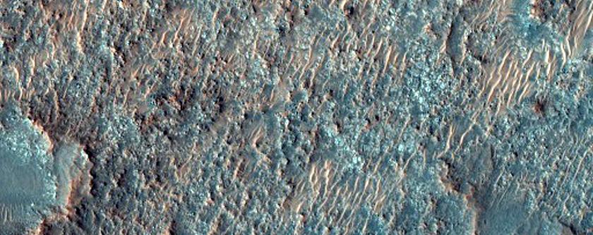 Cataracts in Kasei Valles