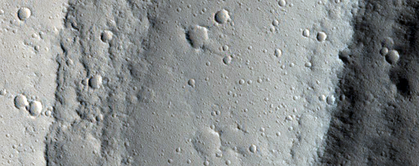Streamlined Form in Kasei Valles