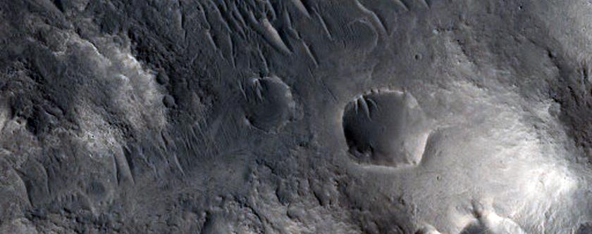 Ares Vallis Cataract