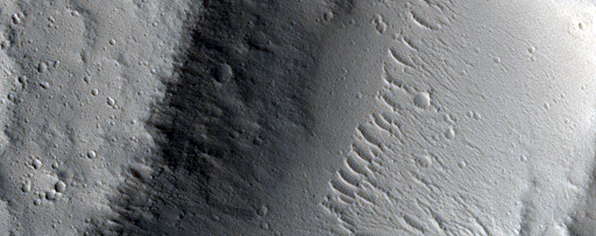 Streamlined Form in Kasei Valles