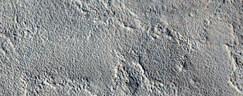 Mounds in Utopia Region