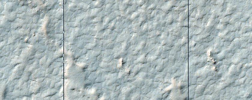 South Polar Erosion